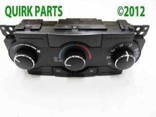 2006 2010 Dodge Charger Magnum & Chrysler 300 A/C Heater Control Unit