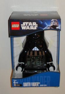 LEGO 9002113 Star Wars Darth Vader Mini Figure Alarm Clock