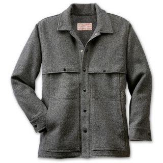 Filson Wool Cape Coat Grey Color Sizes M,L,XL,XXL   Free U.S. Shipping