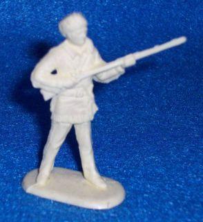 Marx original Davy Crockett figure1963 John Wayne Alamo
