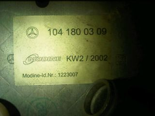 Newly listed MERCEDEZ BENZ, OIL COOLING, ENGINE OIL COOLING