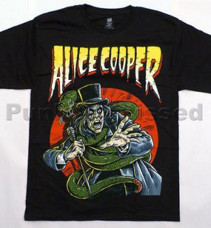 Alice Cooper   Comic Book t shirt   Official   FAST SHIP
