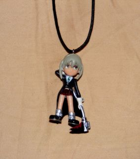 Maka Albarn from Soul Eater Charm Pendant Necklace Gift Jewelry Anime