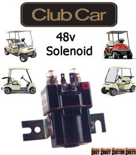 Club Car Precedent & DS Albright 1275P Solenoid 48 volt Golf Cart
