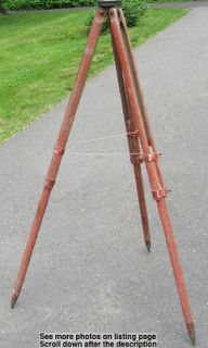 Buy Tesco Tripod Wooden Floor Lamp Dark Wood Black Shade From Our