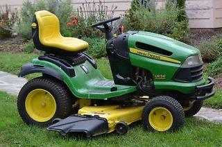 John Deere Lawn Tractor LA150 automatic   2007 Model, Only 160 hours