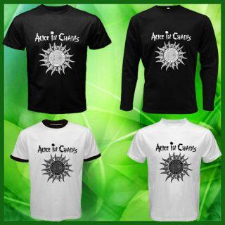 ALICE IN CHAINS men t shirt S M L XL XXL XXXL
