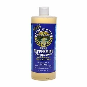 Dr. Woods Products Shea Vision, Pure Castile Soap with Shea Butter