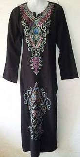 Sleepwear Shower Kaftan Jilbab Khimar Hijab Dress Gown Colors Sizes