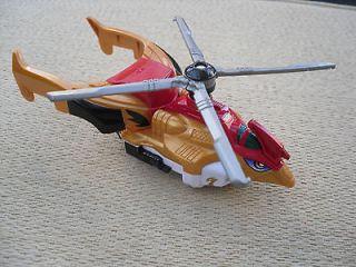 Rangers RPM Engine Sentai Go onger DX 07 Enginne toripter megazord toy