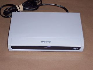 MAGNAVOX TB100MG9 DTV Analog to Digital CONVERTER Box TUNER without