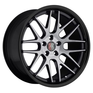 STYLE BLACK Wheels Rims Fit BMW 730 740 745 760 ALPINA B7 & M3 2008