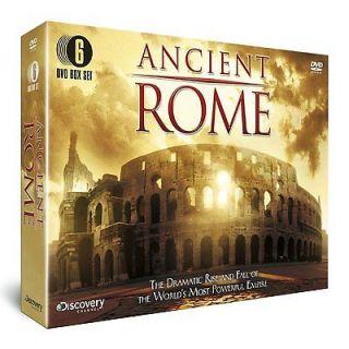 Ancient Rome  Box Set (6 Discs)   New DVD