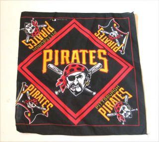 Pittsburgh Pirates Vintage flag banner bandana