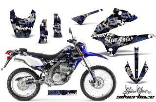 AMR RACING MOTORCROSS D TRACKER OFF ROAD STICKER KIT KAWASAKI KLX 250