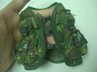 Hot Toys Special Air Service HALO SAS PLCE Assault Vest