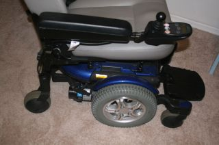 600E QUANTUM DUAL POWER WHEEL CHAIR ANGELA 352 529 0233