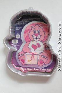 Care Bears Cuz Brave Heart Lion Cake Pan Mold Insert 1984 2105 3197