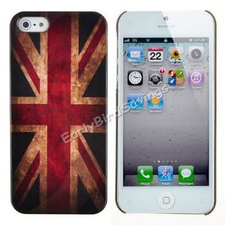 Union Flag the Union Jack Hard Case Cover for Apple iPhone5 iPhone 5