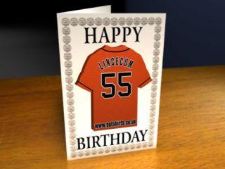 SAN FRANCISCO GIANTS   MLB   MAGNET BIRTHDAY CARD