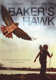 Bakers Hawk (DVD,2010) Clint Walker, Bulr Ives
