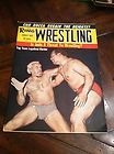 1965 WRESTLING THE RING ROCCA IS JUDO A THREAT TO WRESTLING MAGAZINE