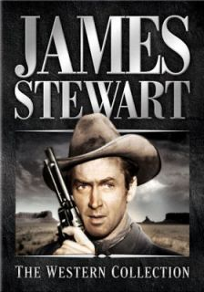 James Stewart wester n Collection [dvd] [6discs] (uni Dist Corp.)