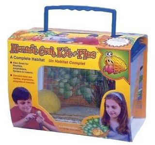 Penn Plax New World Complete Hermit Crab Kit +Plus