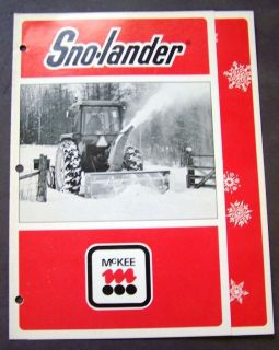 snow blowers in Collectibles