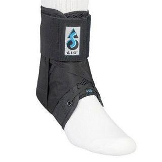 MED SPEC ASO ANKLE BRACE SUPPORT STABILIZER STRAPS GUARD CUSTOM FIT