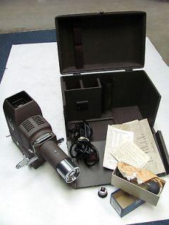 Bell & Howell 1930 Filmo Duo Master 35mm Slide Projector   Art Deco