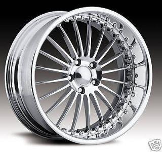 19 STAGGERED PRO WHEELS *NEW* I FORGED HRE ASANTI MHT ADV1