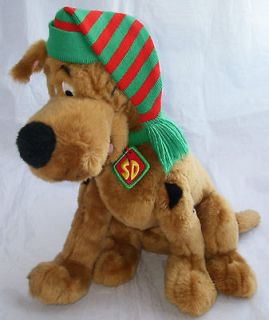Hanna Barbera Plush Scooby Doo Beanie Hat Cap 16 Federated Department