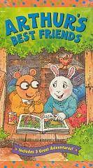 Arthurs Best Friends [VHS], Acceptable VHS, ,
