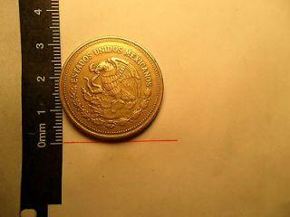 1988 Mo 1000 PESOS COIN MEXICO