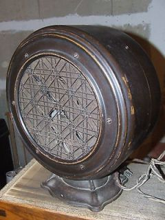Vintage Atwater Kent 12 field coil speaker F 4 A for type 60+ tube