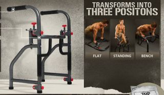 NEW THE RACK All in One Workout Station Gym Bench As Seen on TV***