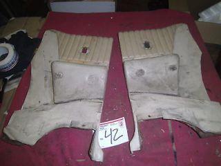 64 65 66 THUNDERBIRD FOMOCO REAR DOOR PANELS PANEL PARTS REPAIR