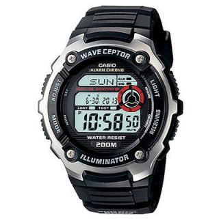 casio heart rate monitor watch