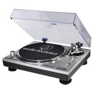 AUDIO TECHNICA AT LP120 USB DIRECT DRIVE PROFESSIONAL TURNTABLE WITH