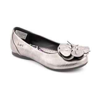 Kids by Born Courtney Youth Girls Size 4.5 Gray Faux Leather