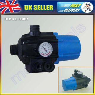 WATER PUMP AUTOMATIC PRESSURE CONTROL ELECTRONIC SWITCH,ADJUSTA BLE