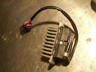 Audi A8 S8 Heater Blower Resistor Module Fan speed Control Box 1997