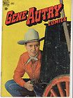 GENE AUTRY #16 VG   F (5.0)   Golden Age WESTERN TV  Unrestored June