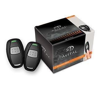 Avital 4113LX 1 Way Remote Start System 1 Button DEI
