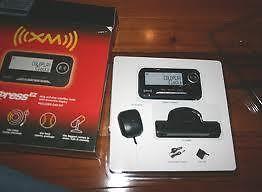 Audiovox XPRESS EZ XM Satellite Radio Receiver and Car Kit