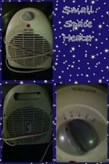 Euc Small Space Heater, Works Great