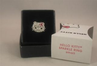 AVON   Hello Kitty Sparkle Ring for adults   Small