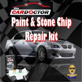 SEAT Car Paint Stone chip Touch Up Repair kit C9Z Black Magic