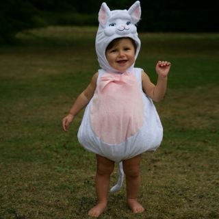 month baby girl halloween costume